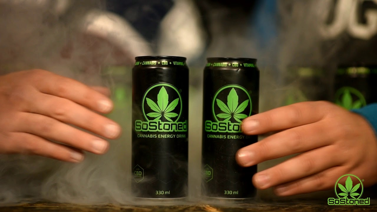 SoStoned Energy Drink