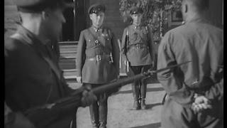 Фильм Граница на замке - СССР 1937 г.