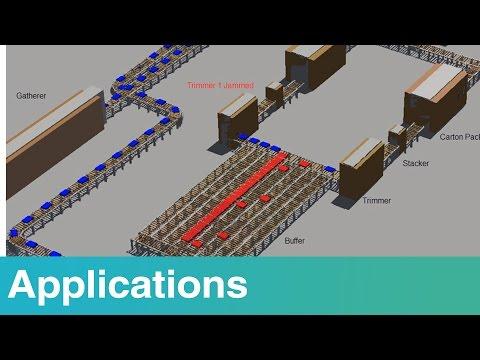 Bindery Buffer Conveyor Configuration  - Shuttleworth Inc.
