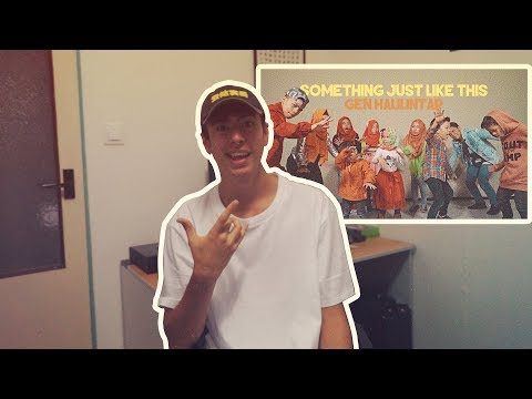 The Chainsmokers & Coldplay - Something Just Like This (COVER) - GEN HALILINTAR - REACTION!