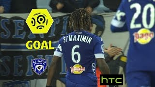Video Gol Pertandingan SC Bastia vs Caen
