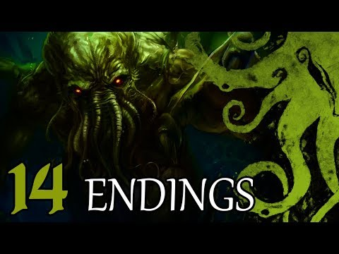 | THE GREAT DREAMER | Call Of Cthulhu (Chapter 14) ENDINGS