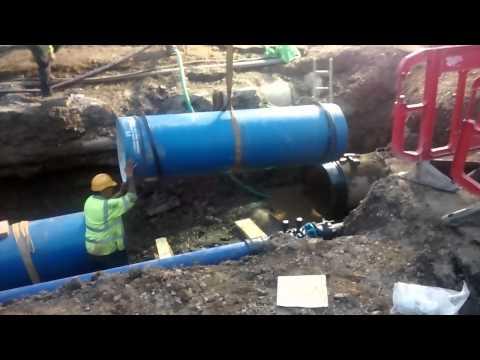 Burst Pipe Repair in Prosper