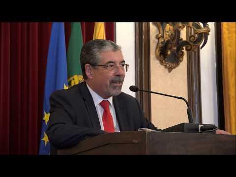 Intervenção de Manuel Machado na Assembleia Municipal de Coimbra de 19/09/2017