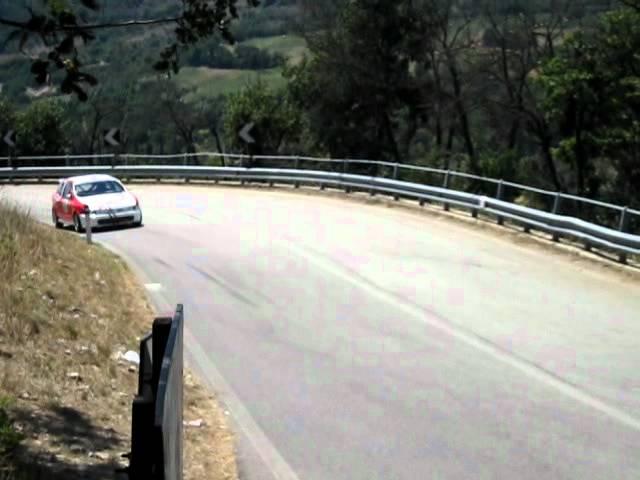 49°CRONOSCALATA SVOLTE DI POPOLI -ESSE DI PONTALTO-