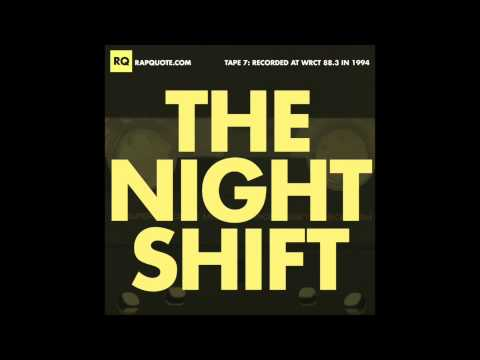 Tape 7: WRCT 88.3 The Night Shift (1994)