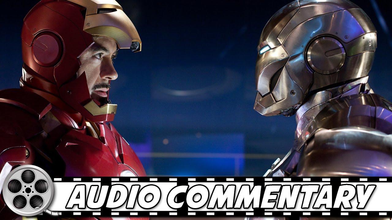 Iron Man (2008) Audio Commentary