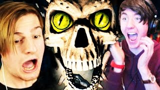 HIDE AND SHRIEK! | Too Many Jumpscares! | Part 1