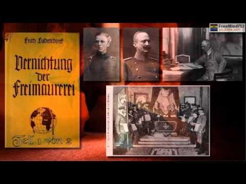 Erich Ludendorff   Vernichtung der Freimaurerei Teil 1 2