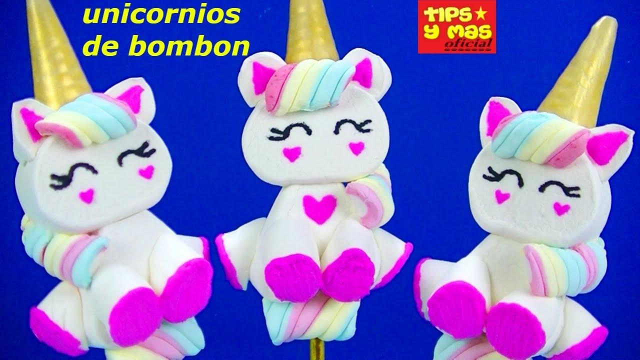 Resultado de imagen para bombones de unicornio