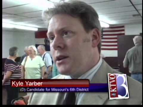 Democratic congressional candidate talks about his campaign