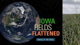 Iowa Fields Flattened
