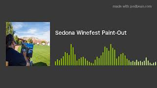 Sedona Winefest Paint-Out