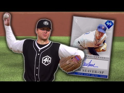 TOM SEAVER DEBUT vs. SHELFY! MLB The Show 19 Diamond Dynasty