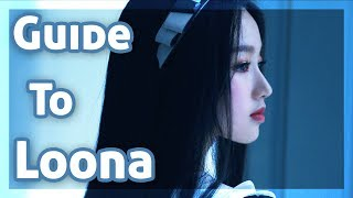 Basic Guide to Loona Members
