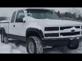 1994 K1500 Chevy truck review. Refurbished