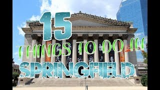 Top 15 Things To Do In Springfield, Massachusetts