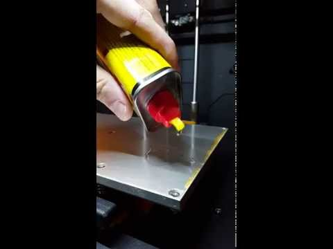 3D Printer Blue Sticker Print Bed / Build Plate Replacement