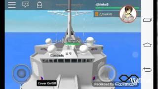 Roblox | USS Lassen | United States Navy