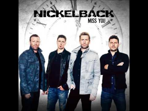 Nickelback - Miss You (1080p)