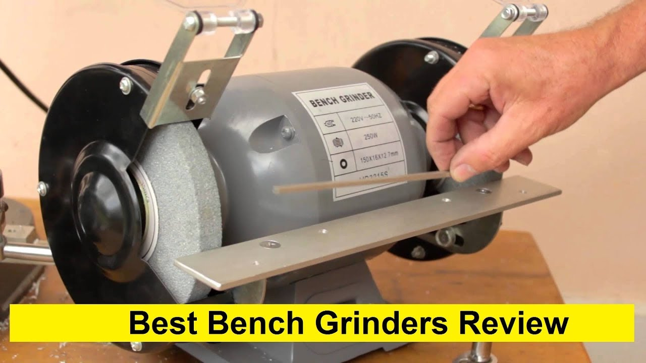 Best Bench Grinder Review