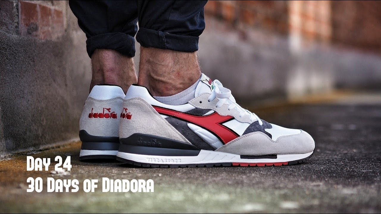 travestito Tagliato fuori Monastero  Owning an OG is a MUST/ 30 Days of Diadora / Day 24 /Intrepid OG - YouTube