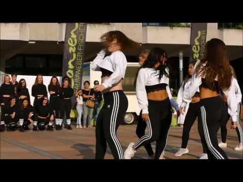 1.Abi-Fest in Pforzheim , Tanzschule Saumweber