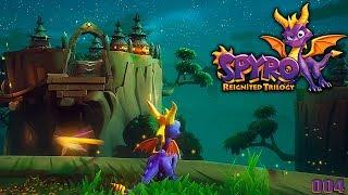 Spyro Reignited Trilogy [004] Hoch im Baumwipfel [Deutsch] Let's Play Spyro