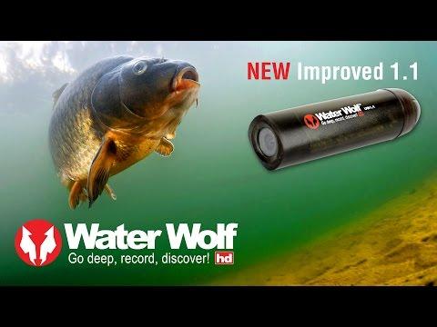 Water Wolf 1.1 Underwater HD Fishing Camera