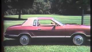 1975 Ford Mustang Tv Ad Commercial (3 of 5)