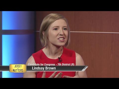 Jersey Matters Lindsay Brown