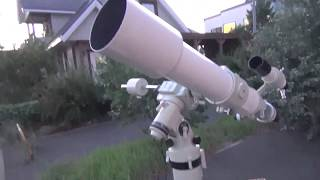 10センチ屈折望遠鏡の限界3