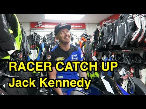 Racer Catch-up: Jack Kennedy - 2018, Leading the Supersport Championship, and more
