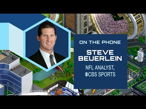 Time to Schein: Steve Beuerlein talks Wild Card Weekend