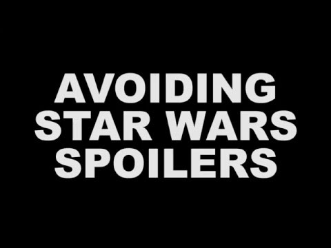 Avoiding Star Wars Spoilers - Gus Johnson Comedy Short