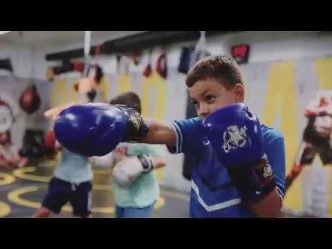 Sugar Ray - Escuela de combate