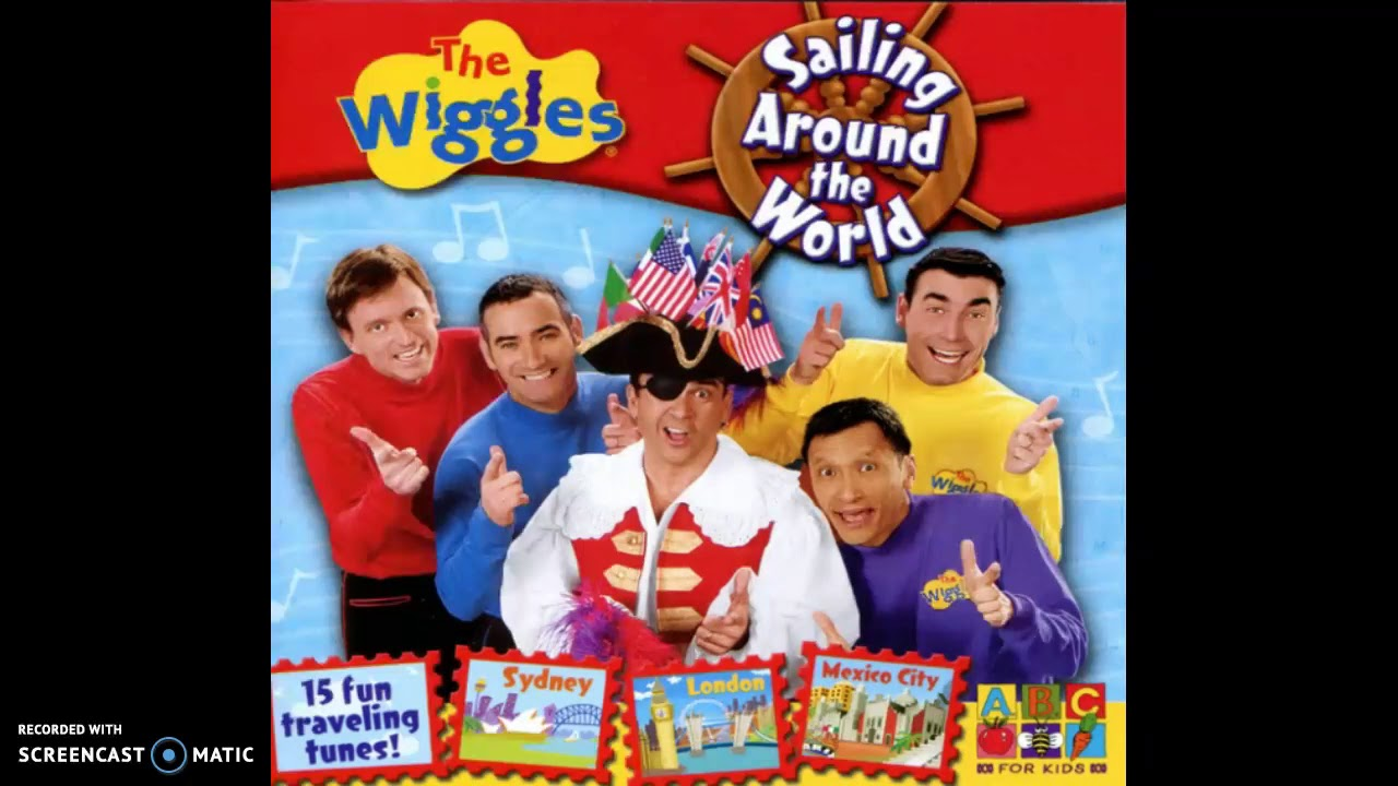 The Wiggles Toys R Us : Sailing around the world intro youtube