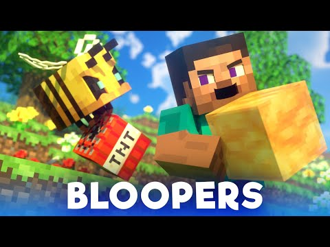 Bees Fight: BLOOPERS