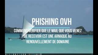 phishing ovh