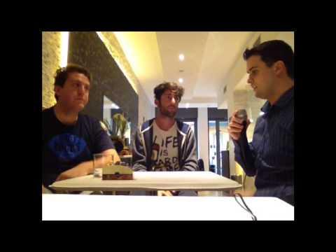 UN CAFFE' FUORICAMO - Puntata del 9-10-2013: Parentesi sul Busca con Mirko Peyracchia