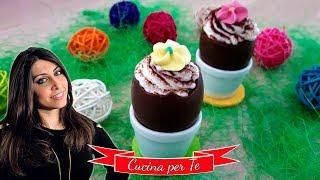 Ovetti di Cioccolato Ripieni - Ricette di Pasqua