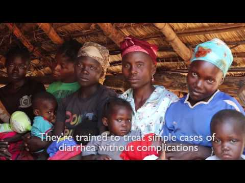 Access to heatlh care in the Central African Republic thanks to European Union support