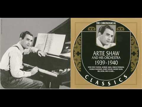 Artie Shaw Frenessi 1940 Full spectrum stereo remastered best version!