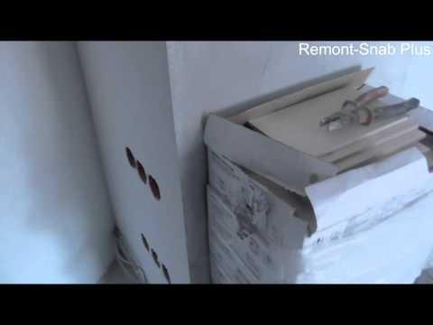 жк чайка железнодорожный -Ремонт квартиры 93м2