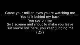 Lyrics Million Eyes Loïc Nottet