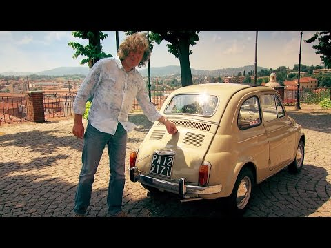 Fiat 500 - The Original Small Car - James May's Cars Of The People - BBC Brit