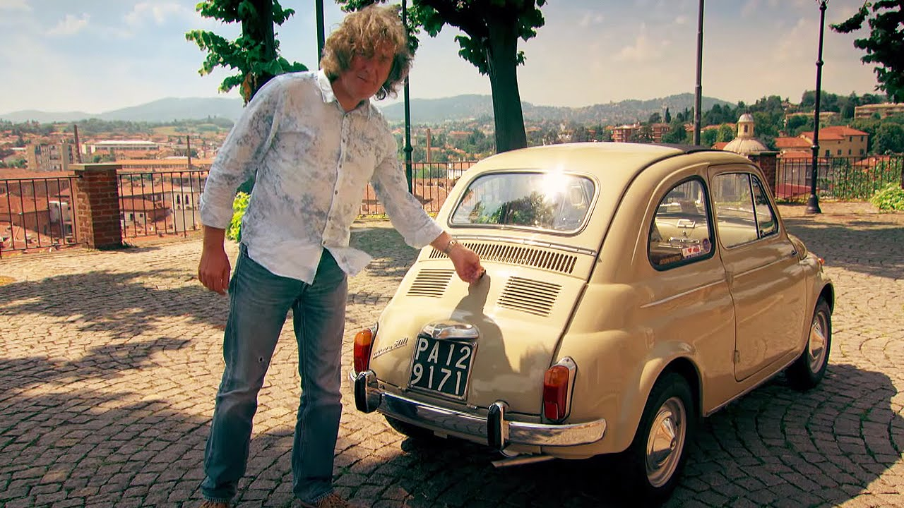 Fiat 500 - The Original Small Car - James May\'s Cars Of The People ...