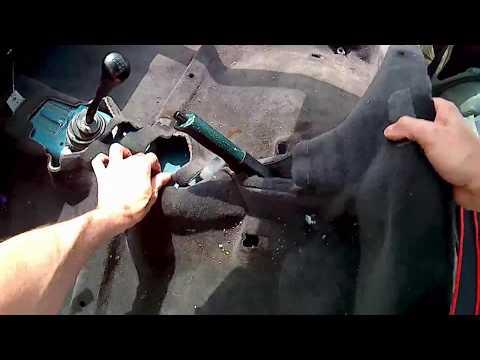 CRX - Interior - Floor Mat Removal (FPP)