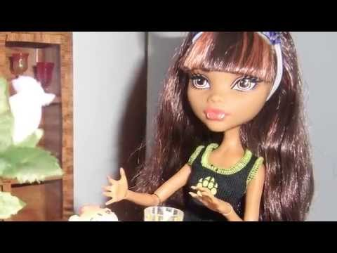 Thumbnail: Monster High Clawdeen Wolf Mortas de Sono 2: Café da Manhã & unboxing