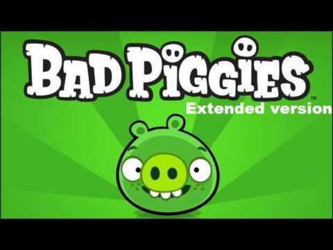 Музыка из bad piggies
